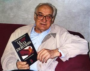 Luís Andrés Edo with 'La CNT En La Encrucijada'