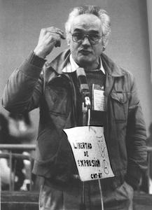 Luis Andrés Edo in 1983