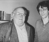 Albert Meltzer and Phil Ruff, London 1984