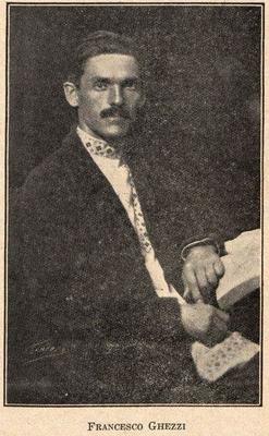 [Portrait of Francesco Ghezzi]