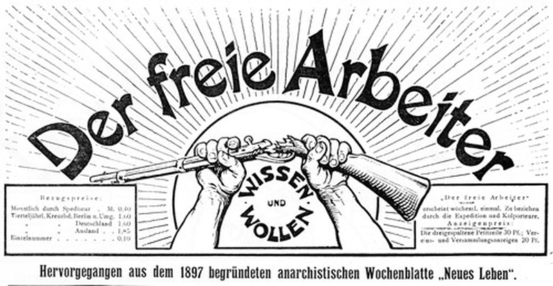 German Anarchist Communism from the 1890s to the 1930s: the AFD and the FKAD